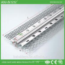 Pvc arquería drywall metal galvanizado esquina perla