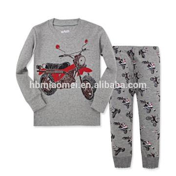 Desgaste da noite Natal Crianças Pijamas Crianças Pijama Atacado