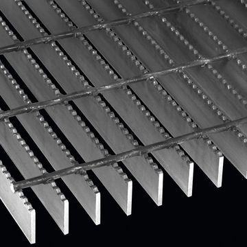 Bar Metal Perindustrian Bar Grating Steel Flooring