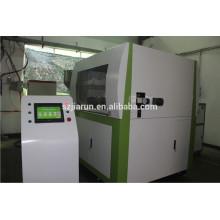 China Jiarun Hersteller Automatische Kunststoff-Flasche Cap Kompression Formmaschine & Cap