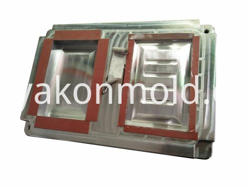 Auto spare mould Windscreen Wiper