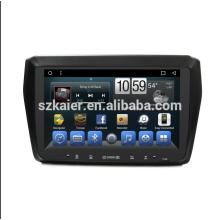 "9""car gps octa uad core,GPS,radio,bluetooth for swift"