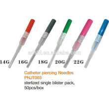 Top quality professional catheter piercing needle