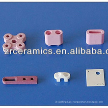 Almofada de cerâmica de alumina para elemento de aquecimento elétrico