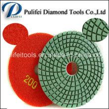 Stone Surface Abrasive Diamond Tools Polishing Marble Granite Pad