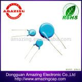 2KV 103M 10000PF F10 D15 High voltage ceramic disc capacitor