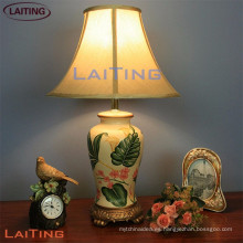 Pantallas de lámpara para lámpara de mesa lámpara de mesa de cerámica chino