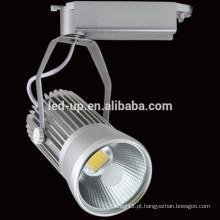 A iluminação branca da forma conduziu a luz da trilha da COB 30w 85V-265V AC