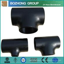 Top Quality 304 316L Tee Igualdade de Aço Inoxidável