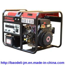 Отличный дизельный генератор мощностью 10 кВт для продажи (SH8Z)