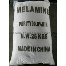 Factory Supply 99.8% Min White Melamine Powder for MDF
