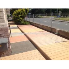 ¡Caliente! ¡Caliente! Terraza exterior WPC para jardín, piscina