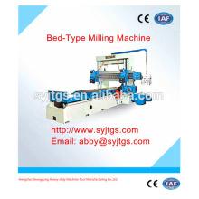 Gebrauchte CNC Bettfräsmaschine Preis für Heißer Verkauf auf Lager