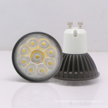 GU10 3W 85-265V Warm White LED Spotlight