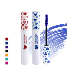 High Quality Wholesale No Logo Clear Quick Dry Mascara Private Label 4D Fiber Eyelash Waterproof Mascara