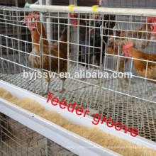 Schicht Chickn Käfige für Nepal, Nepal Hühnerkäfig