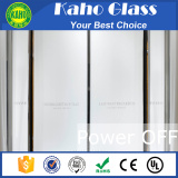 Guangzhou 2016 best price electric control tempered switchable insulated glass