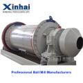 Equipo de molienda de bolas de molienda de ahorro de energía, molino de bolas para mineral de hierro y grupo de cobre Introducción