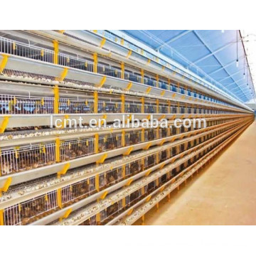 China sell automatic comericial cage for Romania