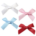 mini small cheap 5mm ribbon bow for lingerie