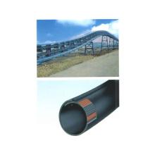Courroie de transport de tuyauterie de haute qualité