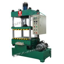 Presse hydraulique à quatre colonnes