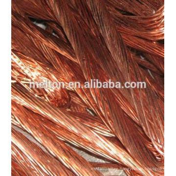 bare bright Copper Wire 99.9% with good price