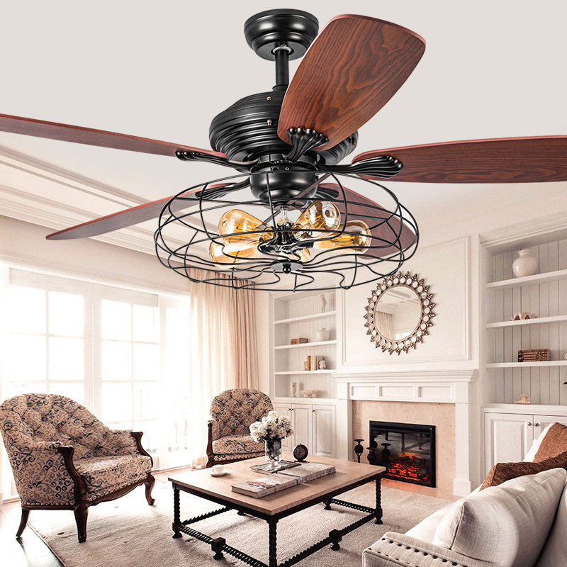 Application Elegant ceiling fan