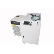 Machine laser laser à tête de soudure
