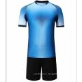 Kit de jersey de fútbol personalizado de sublimación para equipo