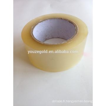 2milx2 '' BOPP impression ruban d'emballage 2milx2 ''