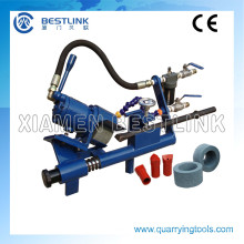 Rock Drill Bit Grinding Machine for Integral Steel and Chisel Bits