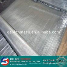 YISHEN precio bajo venta caliente de acero inoxidable malla de alambre de acero / malla de pantalla de seguridad / pantalla de la ventana / pantalla de insectos