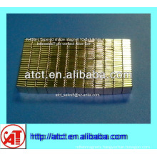 Thin Block Neodymium Magnet