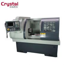 Mini-Werkzeugmaschinen Kleine CNC-Drehmaschine Preis und Spezifikation CK6432A