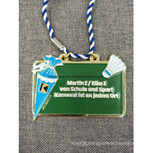 Customized Die Casting Souvenir Enamel Medal
