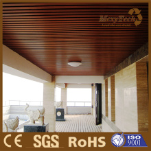 Real-Wood Appearance, Excellent Performance, WPC Ceiling