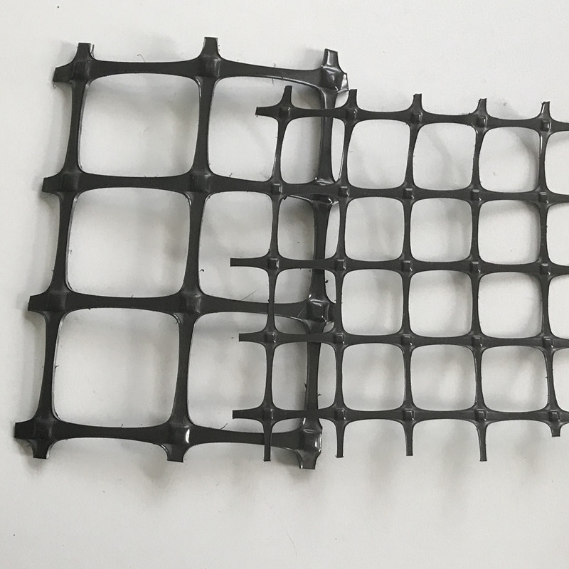 PP Biaxial Geogrid BX ซีรี่ย์