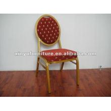 2016 nueva silla de aluminio del hotel de diseño XA172