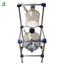 Filtro de laboratorio Nutsch / máquina de filtración al vacío 10l, 20l, 30land 50l 100L