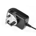 100-240v 9V 1A wall mount power adapter