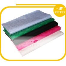 10 colores para elegir buena calidad Guinea tela ropa africana tela algodón Bazin Brocade