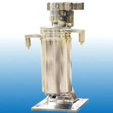 Máquina separadora de centrífuga tubular GF150