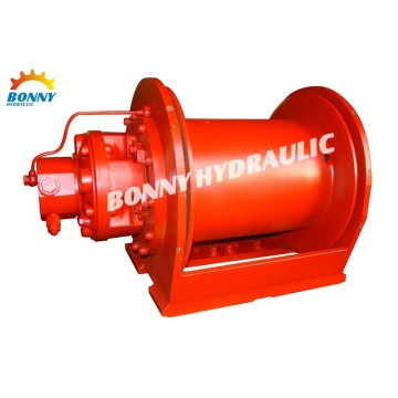 Hydraulic Marine Winch GW series