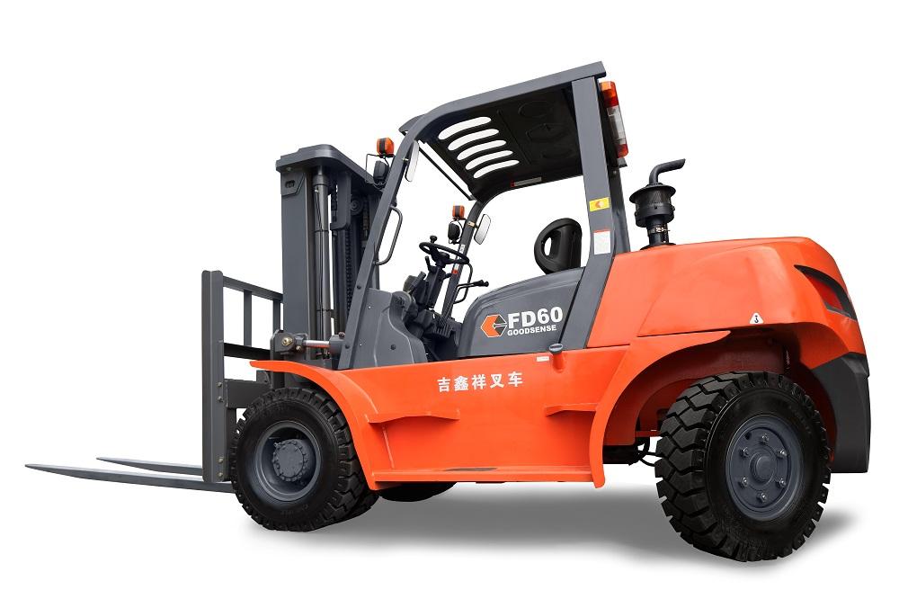 G-series Diesel Forklift