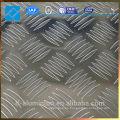 Placa de la banda de rodadura de aleación de aluminio con el mejor precio