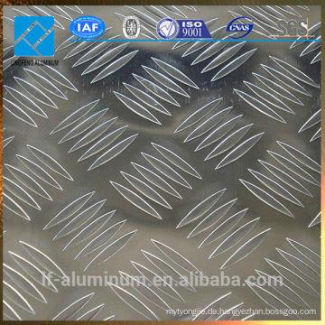 Aluminiumlegierungsprofile mit bestem Preis