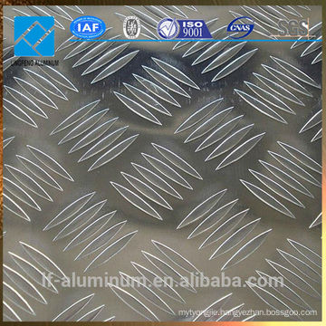 Aluminum alloy tread plate with best price