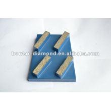 Discos abrasivos de diamante