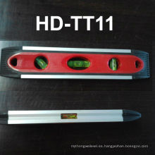 Nivel de alcohol HD-T11plastic, imán
